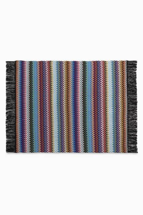 Multi-Coloured Vladimiro 160 Throw