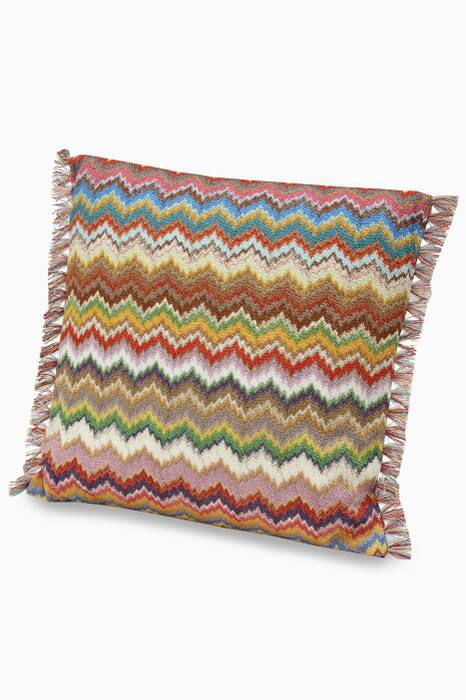Multi-Coloured Virna 100 Cushion