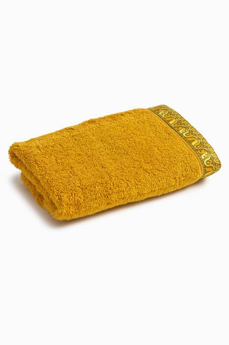 Gold Barocco & Robe Hand Towel