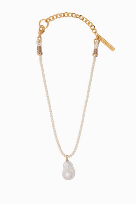 Ivory Best Friend Necklace