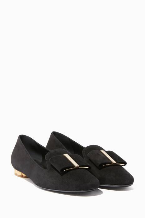 SARNO KID BOW LOAFER | 212164829