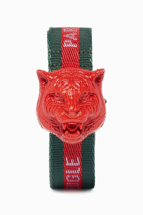 Green & Red Le Marché des Merveilles Secret Watch