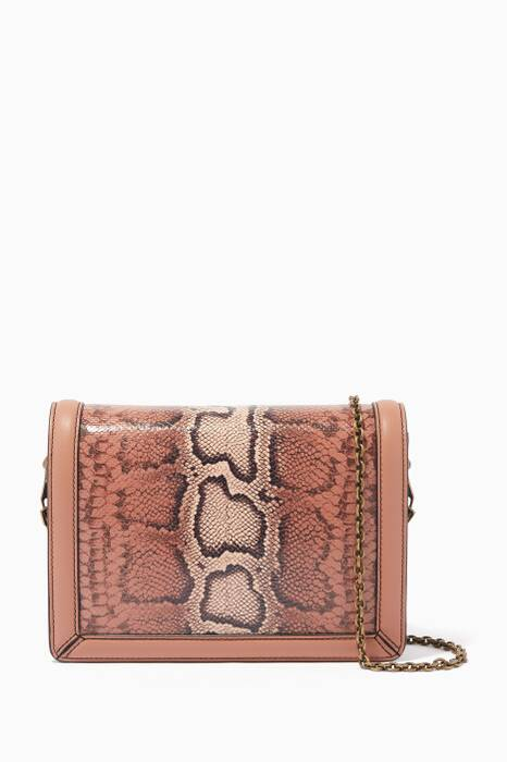 Dahlia Karung Mini Montebello Shoulder Bag