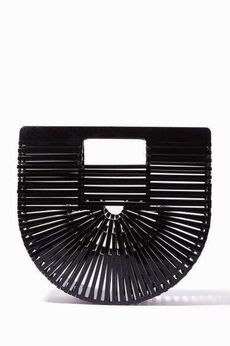 Black Mini Acrylic Ark Bag