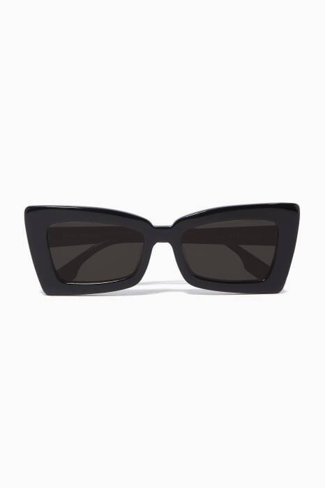 Black-Khaki Zaap Sunglasses