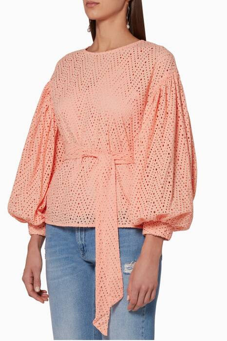 Sherbet Lace Runaways Top