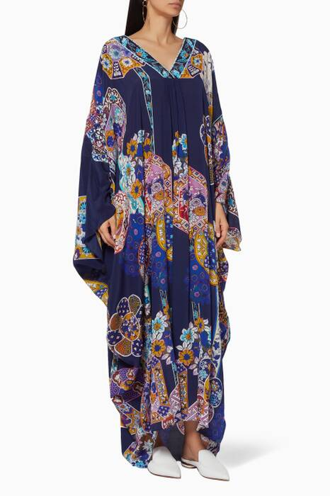 Multi-Coloured Blouse Star Gazer Kaftan