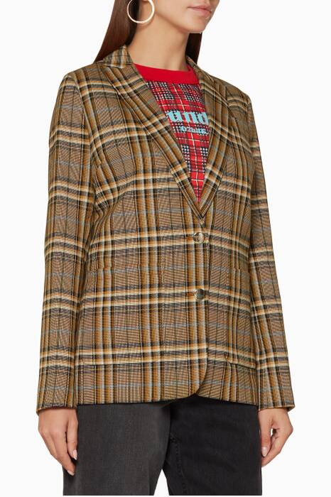 Multi-Coloured Bonnie Check Jacket