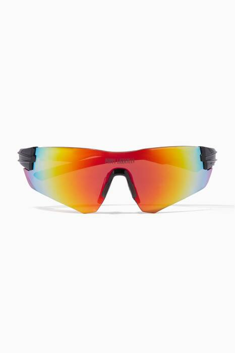 Multi-Coloured Toxic Pop Sunglasses