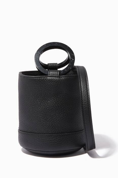 Black Bonsai 15 Bucket Bag