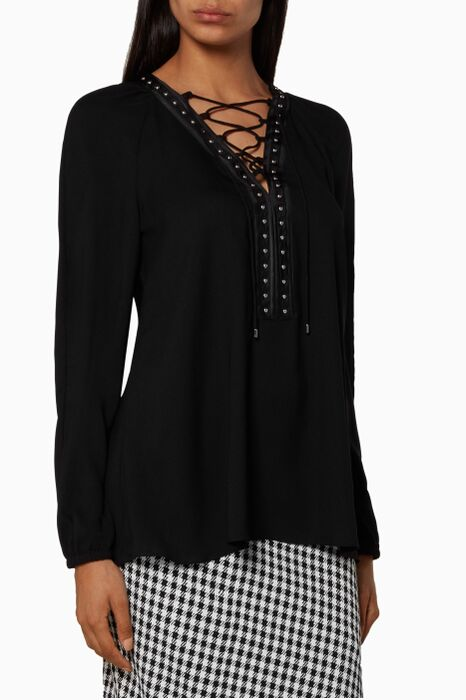 Black Yuba Top
