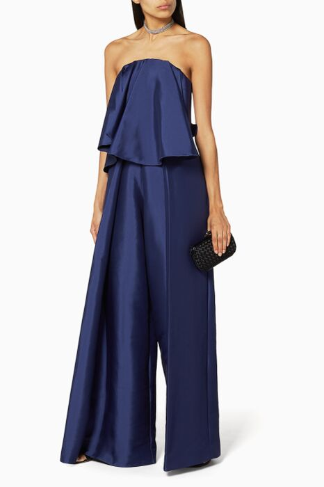 Mallory Strapless Jumpsuit