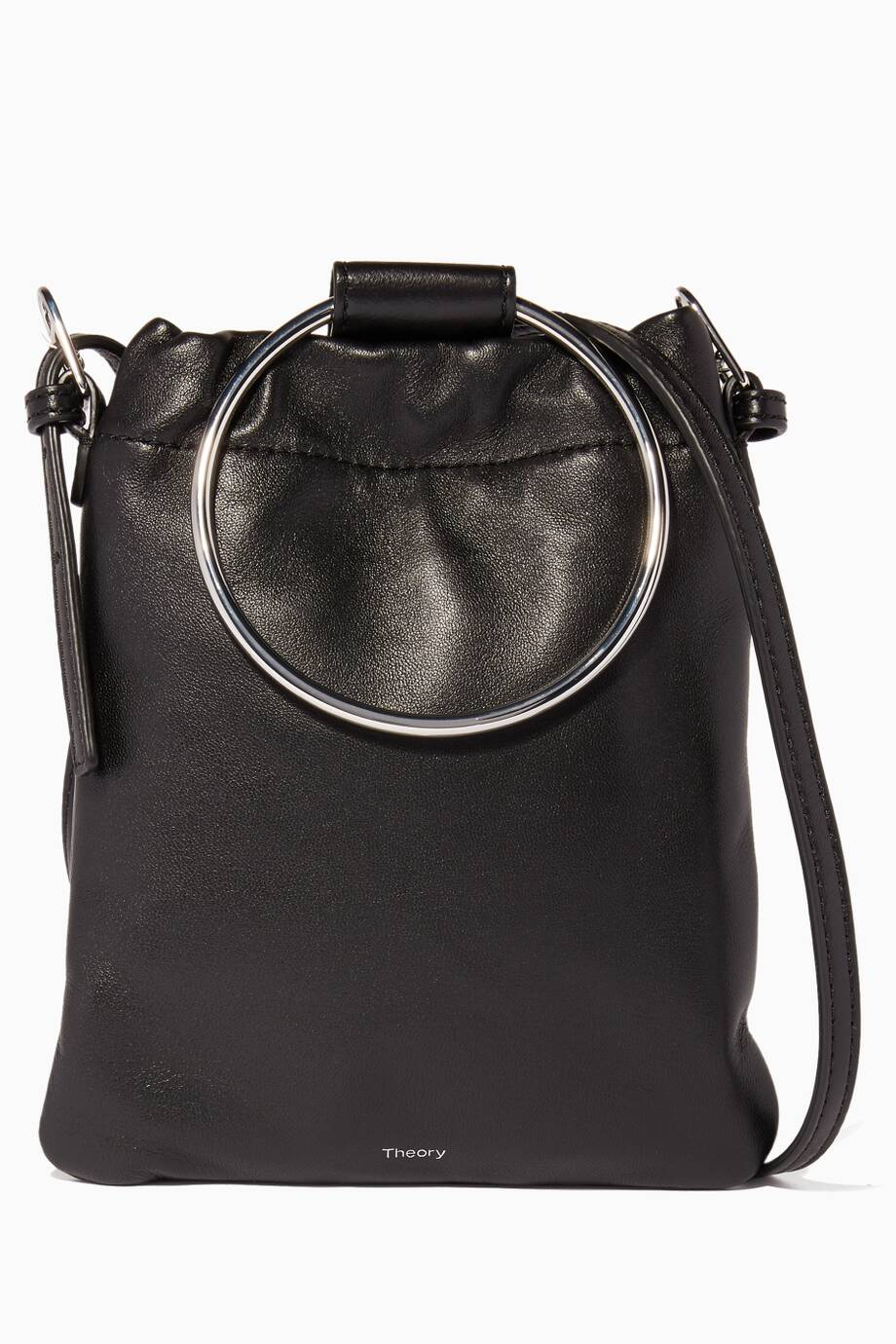 Hoop Mini Leather Tote - Black Theory 5kYWjxeVF