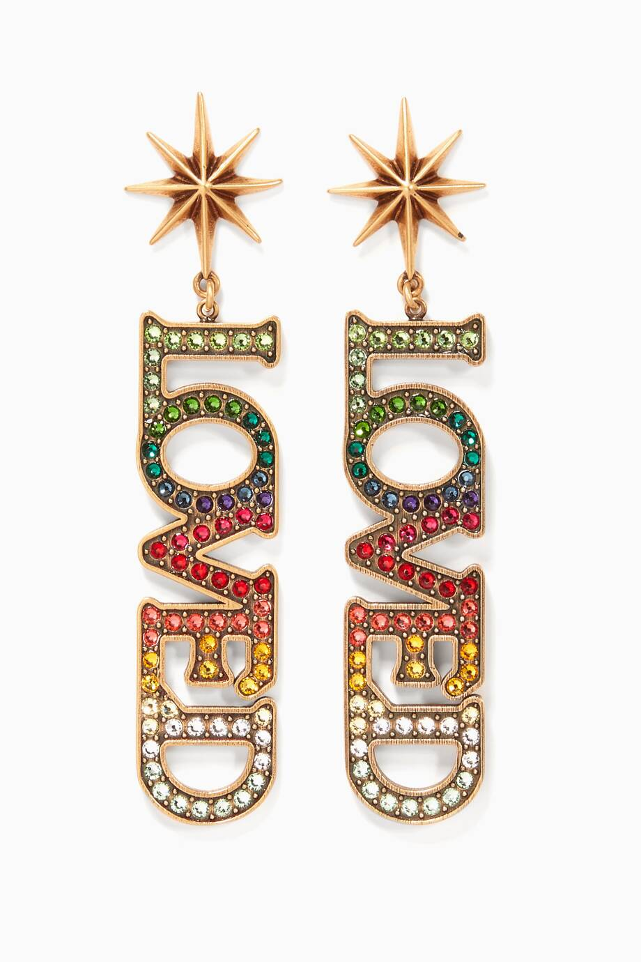 Loved earrings - Multicolour Gucci
