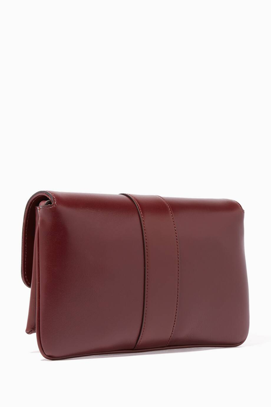 b8635987f9b Shop Luxury Gucci Burgundy Arli Small Shoulder Bag